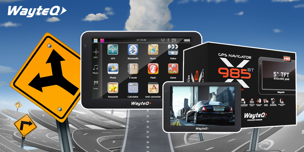 <br>Újra kapható a Wayteq X995 Androidos Navigáció térképszoftver nélküli változatban is.<br> Természetesen továbbra is hozzáférhető a már megszokott Sygic GPS Navigation teljes EU térképcsomaggal is.<br><br>